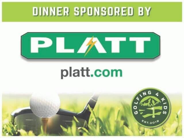 Platt Electric Dinner Sponsor